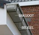 Bij schade is het belangrijk een zinken dakgoot tijdig te laten vervangen.