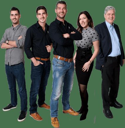Team van De Zinkspecialist