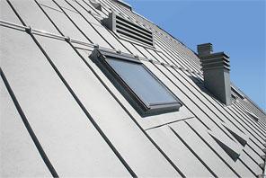 compleet zinken dak